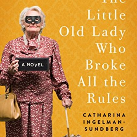 Little Old Lady Book Image