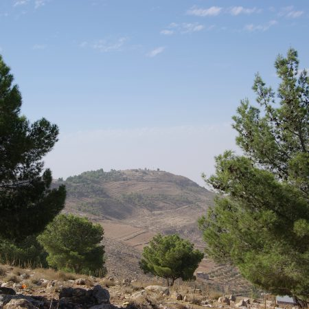 Source https://en.wikipedia.org/wiki/File:Mount_Nebo_BW_6.JPG