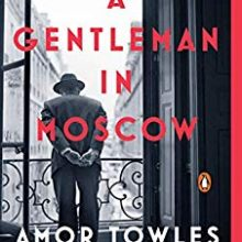 Gentleman in Moscow Book Cover