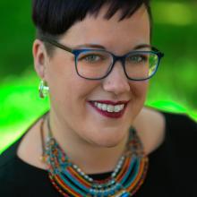 Dr. Laura Solomon, Director of Spiritual Growth